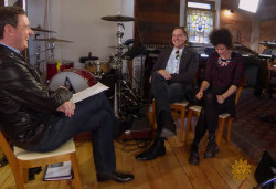 Arcade Fire - CBS Sunday Morning