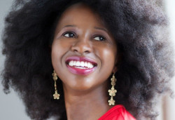 Cameroonian author Imbolo Mbue, is being honoured with The Blue Metropolis Words to Change Prize ($5,000 to an author whose work upholds the values of intercultural understanding and social inclusion) for her debut novel Behold the Dreamers.